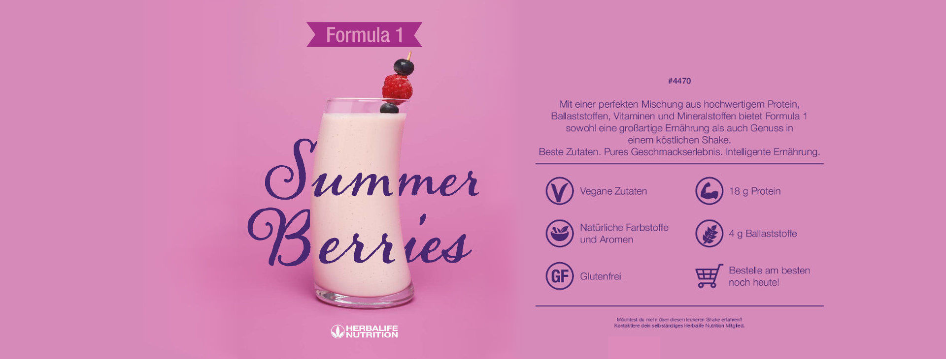 NEU: Formula 1 Summer Berries