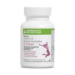 MyHerbal.Shop - Herbalife Formula 2 Multivitaminkomplex